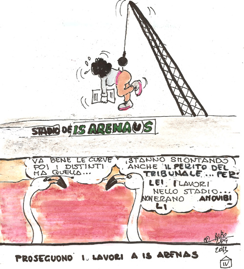 Is Arenas: l'epilogo...